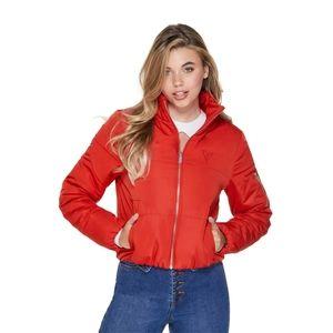 GUESS REZZ Puffer Jacket
